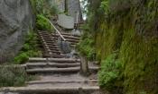 oczywiście schodami