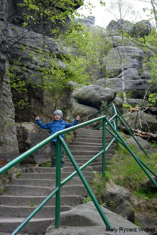 znowy schody