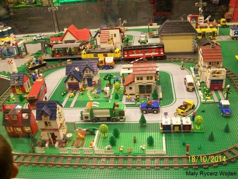 Wystawa klocków Lego