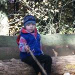 Czantoria - spacer po lesie