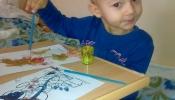 Mały malarz